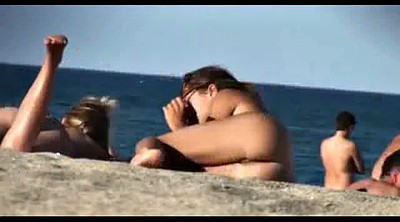 Nudism, Hidden cam, Public flash
