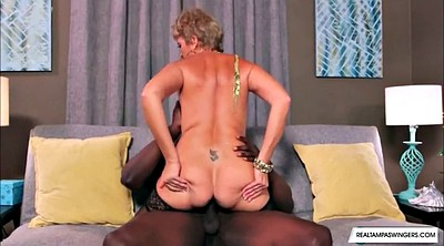 Mature swinger, Milf bbc, Mature bbc