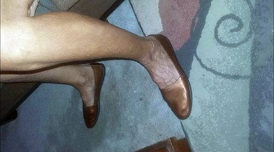 Shoes, Mature feet, Granny foot, Granny feet, Mature foot, Shoe foot