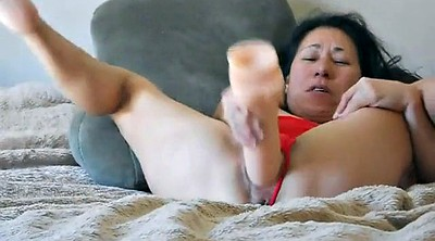 Asian, Milf dildo, Asian mature, Asian granny