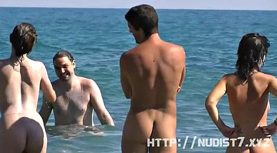 Public, Public beach, Nudist beach