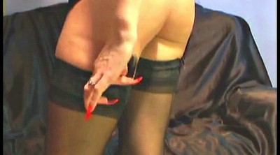 Stockings, Black stocking, Stockings foot, Stocking foot, Black stockings