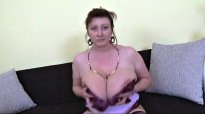 Mom, Saggy tits, Amateur mature