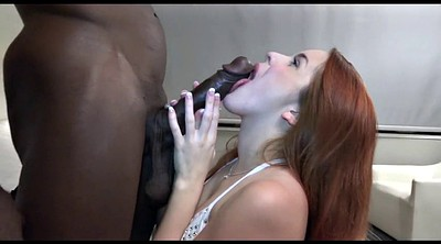 Interracial creampie, Creampies