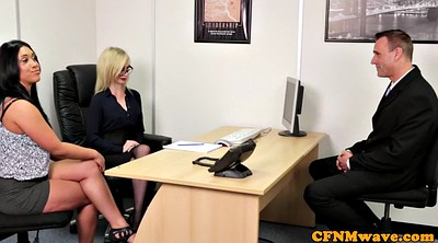 Boss, Office femdom, Office boss, Femdom office, Femdom mouth