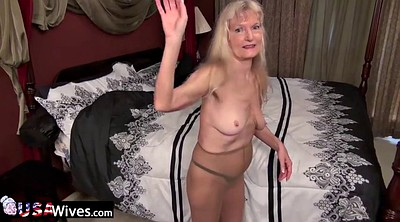 Finger solo, Cindy, Young solo, Blonde mature
