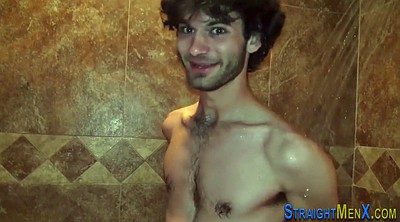 Hairy solo, Shower solo