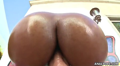 Interracial, Oiled