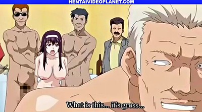 Anime, Anime sex, Watching, Helpless