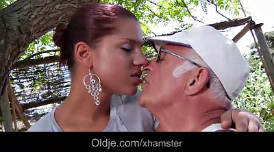 Granny anal, Anal granny, Young swallow, Granny outdoor, Old young anal, Old cock