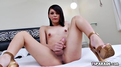 Shemale solo, Tgirl, Shemale cumshot, Solo shemale