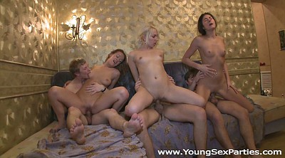 Young, College sex