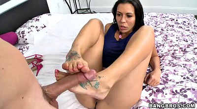 Footjob, Feet, Foot fetish