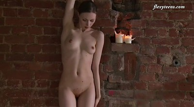 Body, Pantyhose tease, Flexible, Ballerina, Solo russian