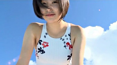 Japanese teen, Pool, Japanese softcore