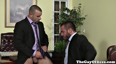 Boss, Office gay, Jessy, Gay muscle