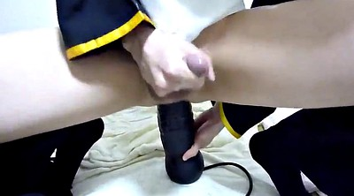 Riding dildo, Crossdress
