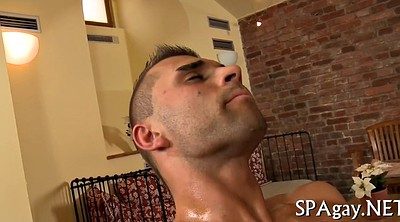 Hot massage, Massage gay