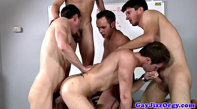 Amateur group, Group gay, Gay orgy