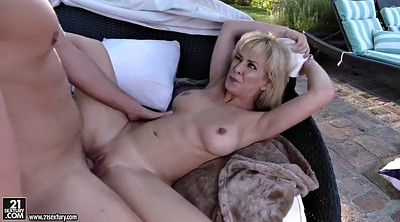 Cherie deville, Mature boy, Mom boy