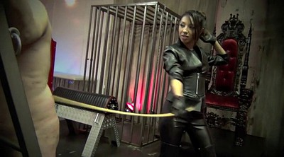 Latex bdsm, Caning