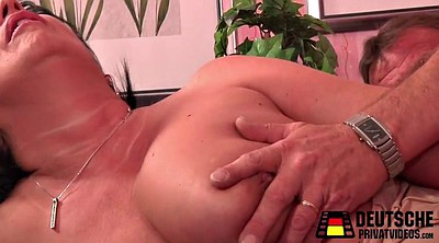 Old people, Granny blowjob, German granny, Big tit granny
