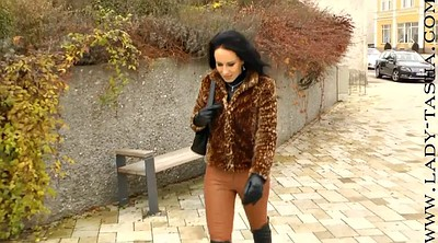 Flashing, Leather