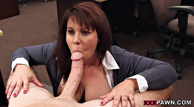 Husband, Busty office