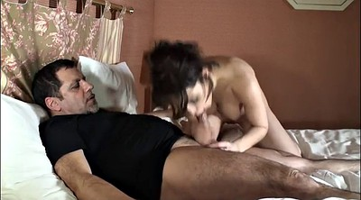 Young babe, French anal