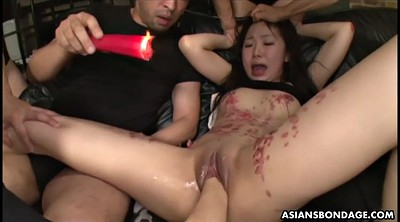 Asian bondage, Insertion, Asian bdsm