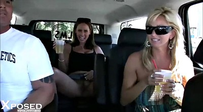 Naked, Flashing car