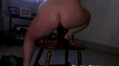 Dildo, Webcam chubby