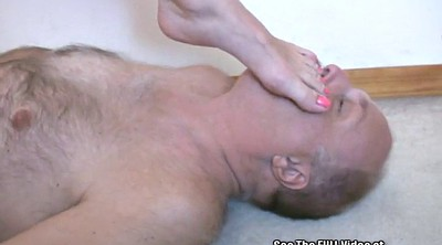 Pegging, Pegged, Granny feet