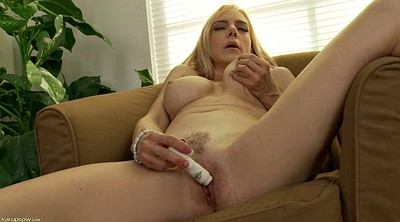 Mature dildo, Shaving