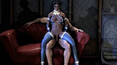 Cartoon, Cassie, Cage, Brutal anal