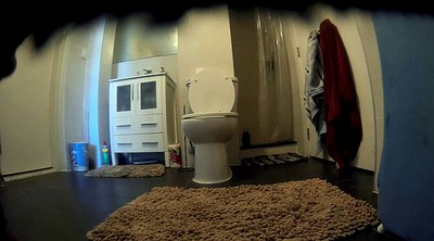Spy, Spy cam, Bathroom hidden cam