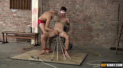 Bdsm, Tied, Blindfolded