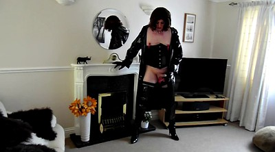 Pegging, Boot, Pvc