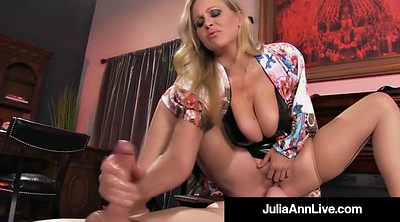 Julia ann, Julia, Anne, Face fuck, Milf julia ann, Big toys