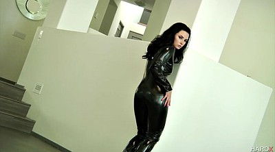 Leather, Veruca james