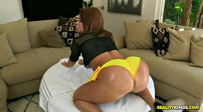 Ass solo, Big ass tease, Panty teasing, Ass tease