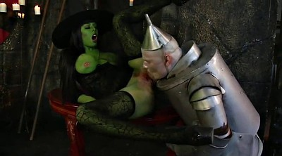 Wicked, Witch, Lesbian cosplay