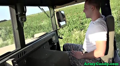 Gay, Soldier, Orgy, Anal group