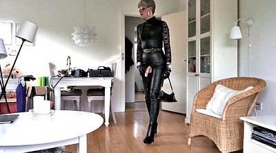 Boot, Leather