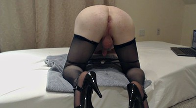 Stocking, Stockings heels