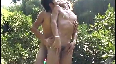 Asian gay, Outdoor asian