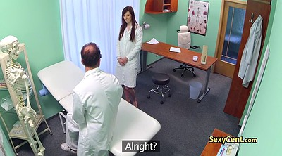 Tall, Voyeur, Hospital, Creampie tall