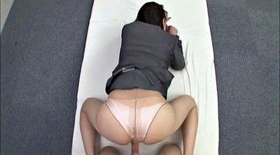 Japanese office, Office lady, Office asian