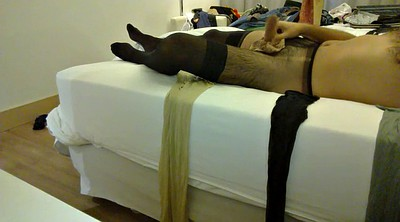 Stocking, Pantyhose masturbate