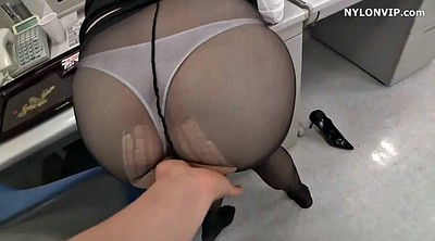 Pantyhose, Japanese office, Japanese pantyhose, Pantyhose sex, Nylons fuck, Asian pantyhose